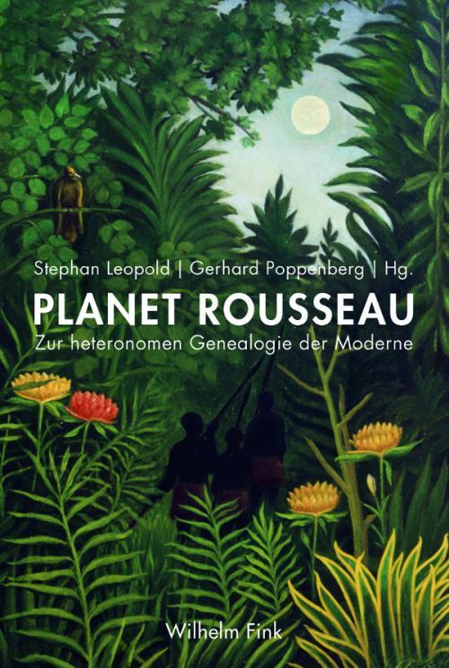 Planet Rousseau cover
