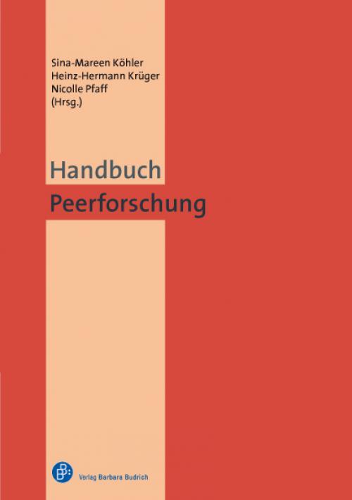Handbuch Peerforschung cover
