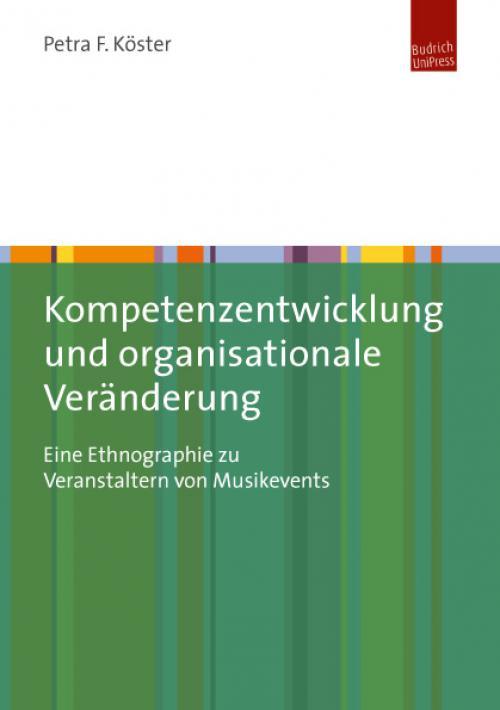 Kompetenzentwicklung und organisationale Veränderung cover