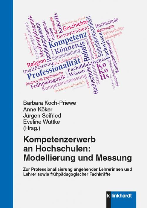 Kompetenzerwerb an Hochschulen: Modellierung und Messung.  cover