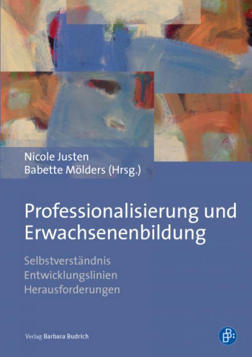 Professionalisierung und Erwachsenenbildung cover