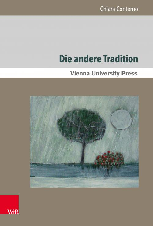 Die andere Tradition cover
