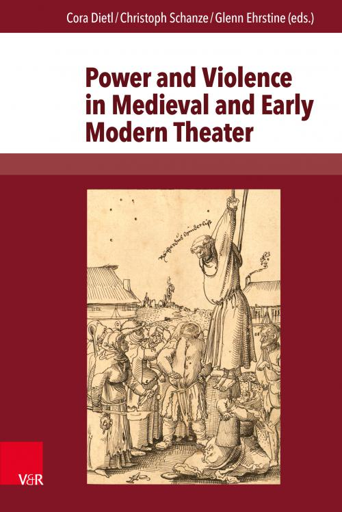 Power and Violence in Medieval and Early Modern Theater cover