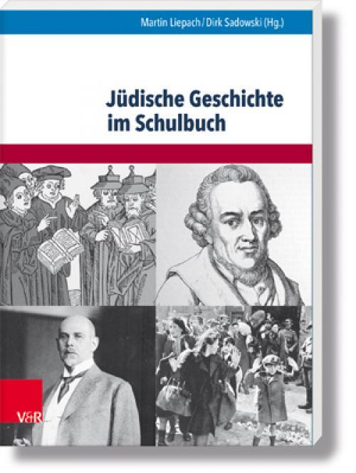 Jüdische Geschichte im Schulbuch cover