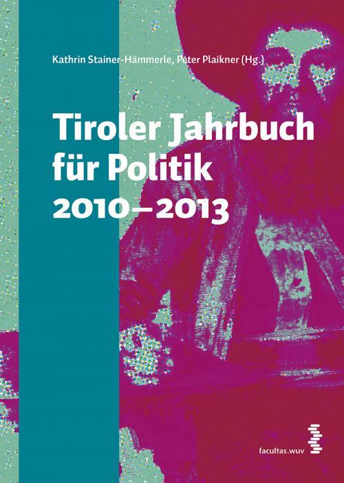 Tiroler Jahrbuch 2010 -2013 cover