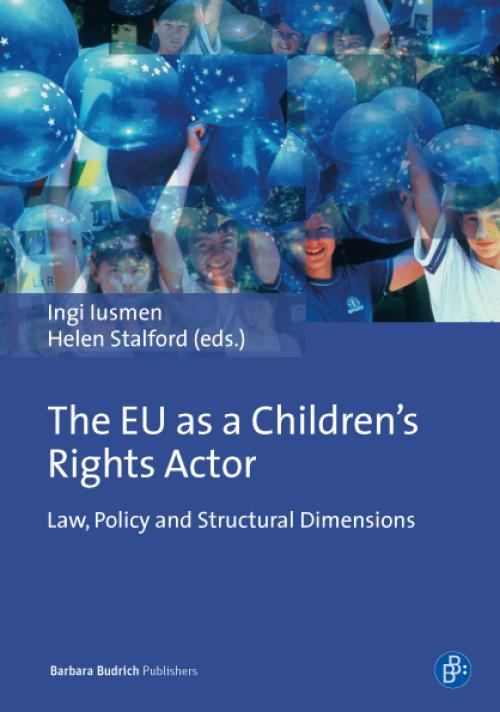 The EU as a Global Children's Rights Actor cover