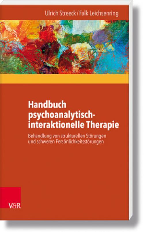 Handbuch psychoanalytisch-interaktionelle Therapie cover