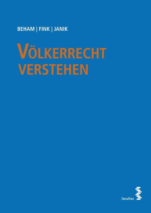 Völkerrecht verstehen cover