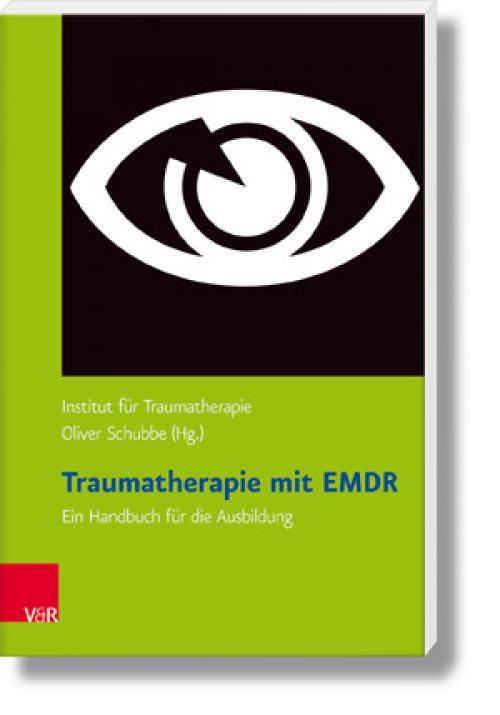 Traumatherapie mit EMDR cover