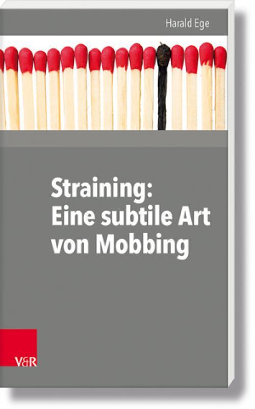 Straining: Eine subtile Art von Mobbing cover
