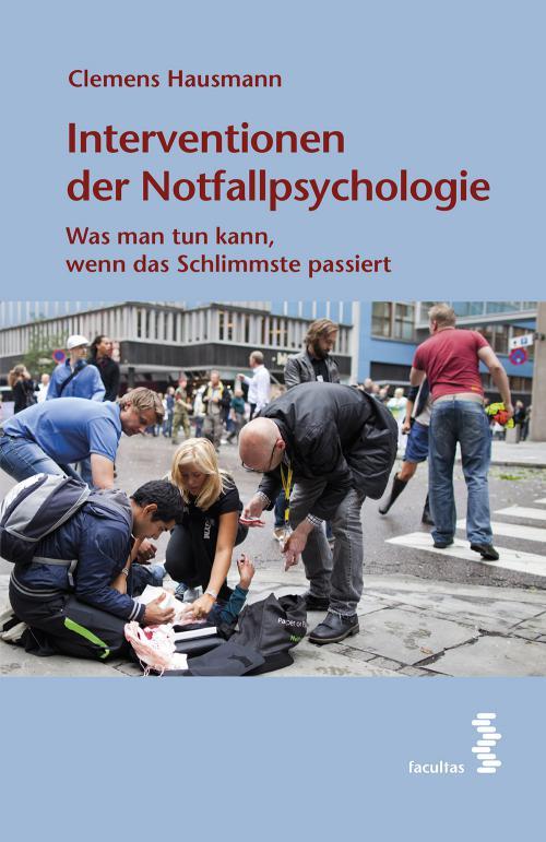 Interventionen der Notfallpsychologie cover