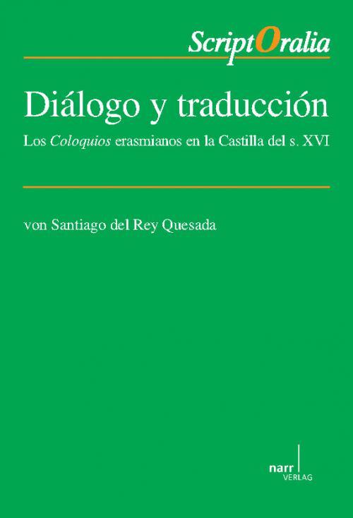 Diálogo y traducción cover