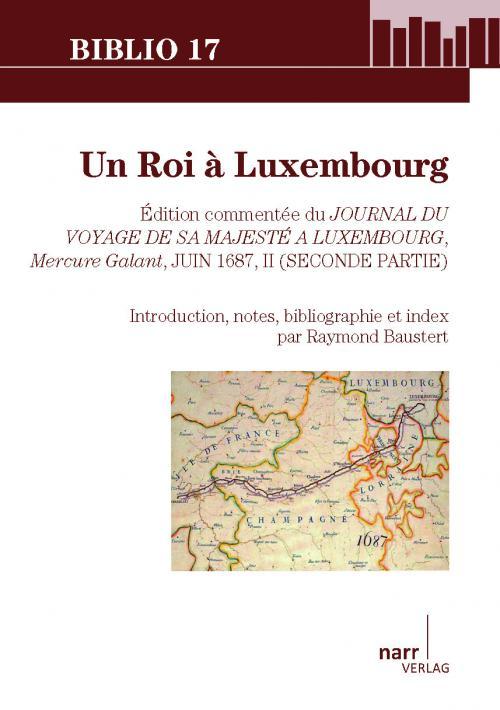 Un Roi à Luxembourg cover