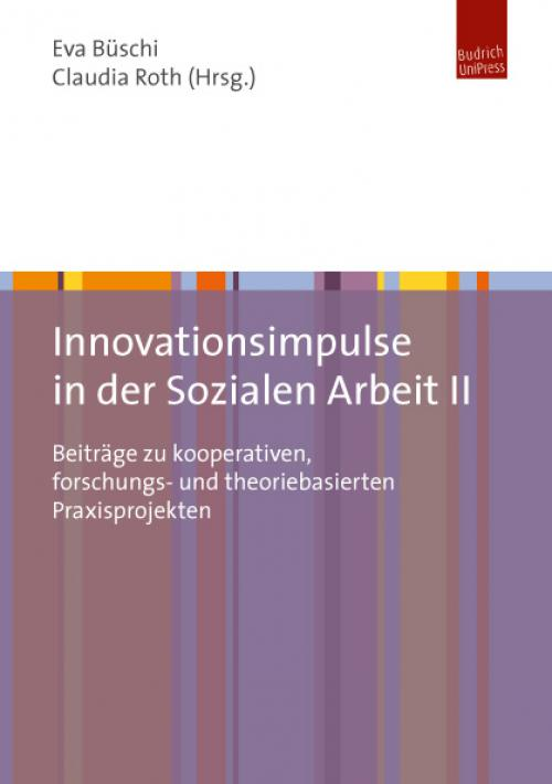 Innovationsimpulse in der Sozialen Arbeit II cover