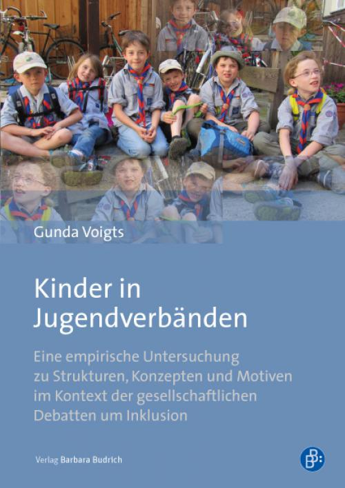 Kinder in Jugendverbänden cover