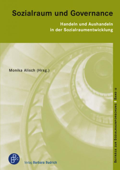 Sozialraum und Governance cover