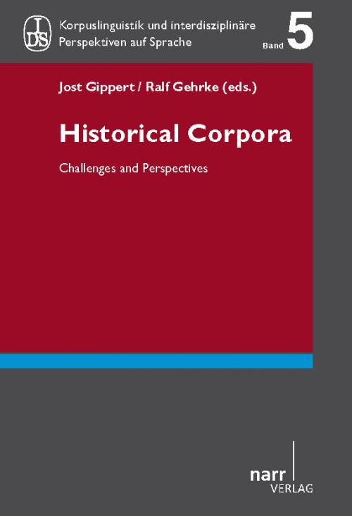 Historical Corpora cover