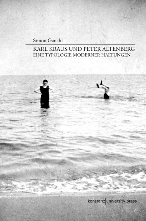 Karl Kraus und Peter Altenberg cover