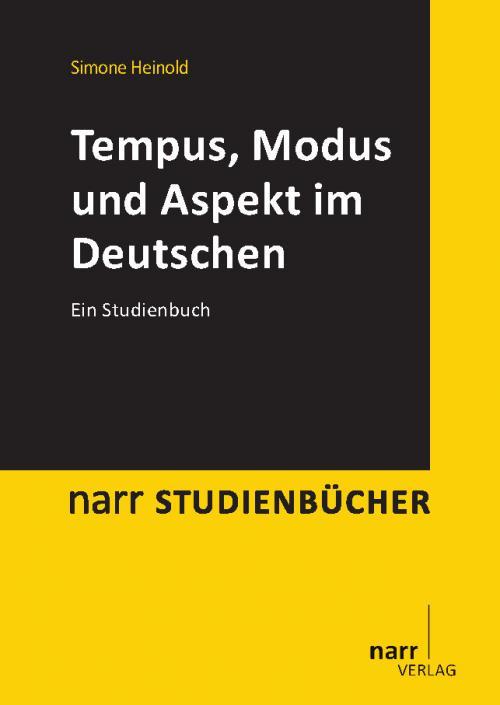 Tempus, Modus und Aspekt im Deutschen cover