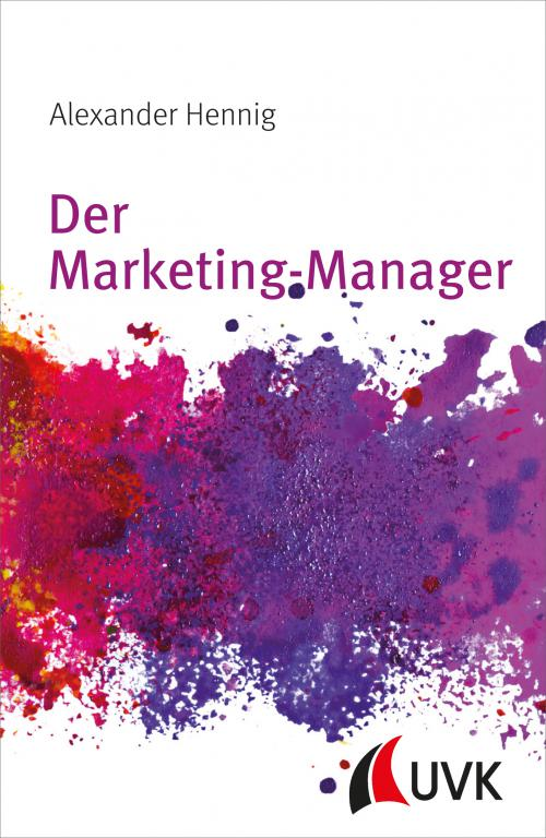 Der Marketing-Manager cover