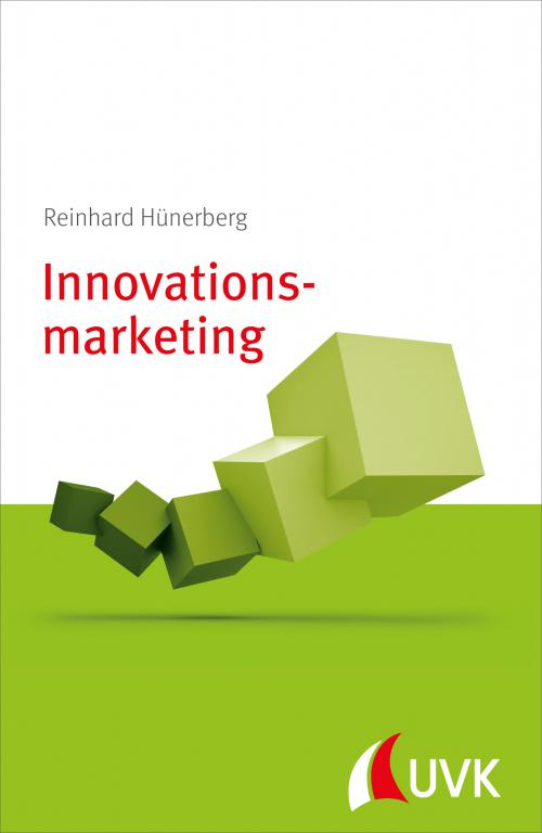 Innovationsmarketing cover