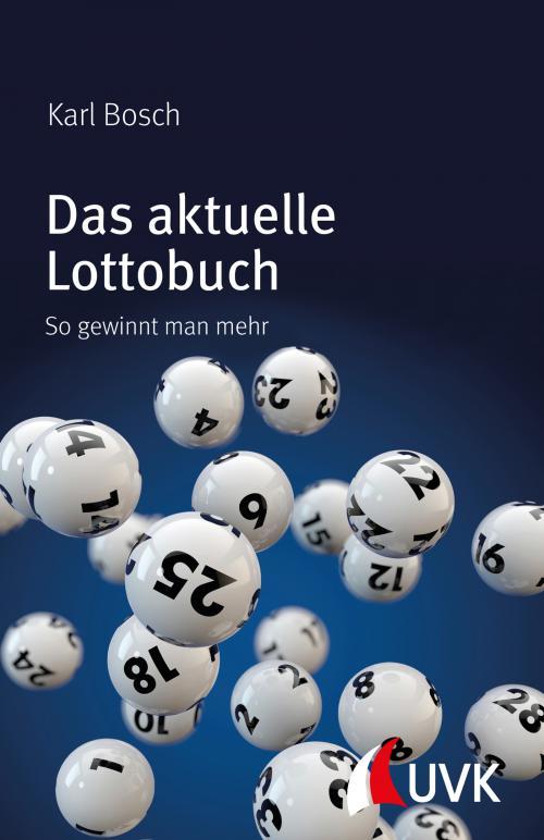 Das aktuelle Lottobuch cover