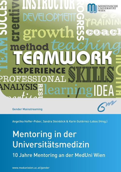 Mentoring in der Universitätsmedizin cover