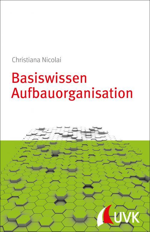 Basiswissen Aufbauorganisation cover