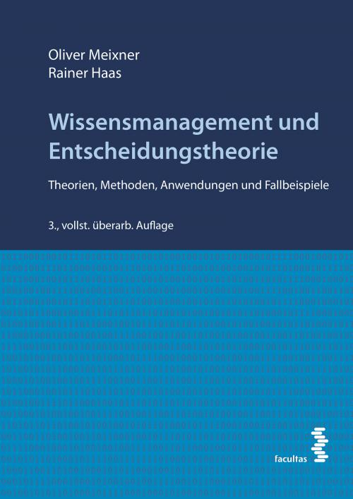 Wissensmanagement und Entscheidungstheorie cover