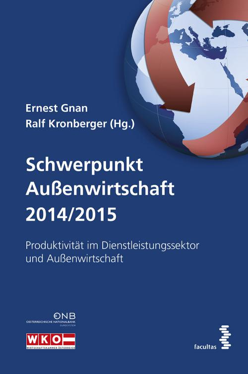 Schwerpunkt Außenwirtschaft 2014/2015 cover