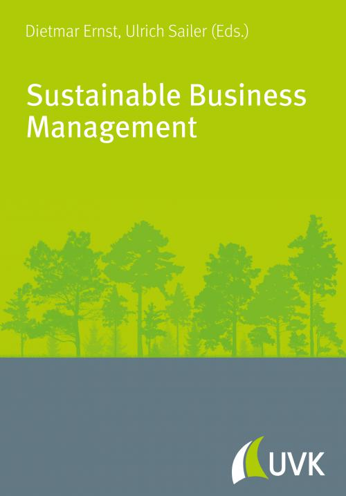 Sustainable Business Management cover