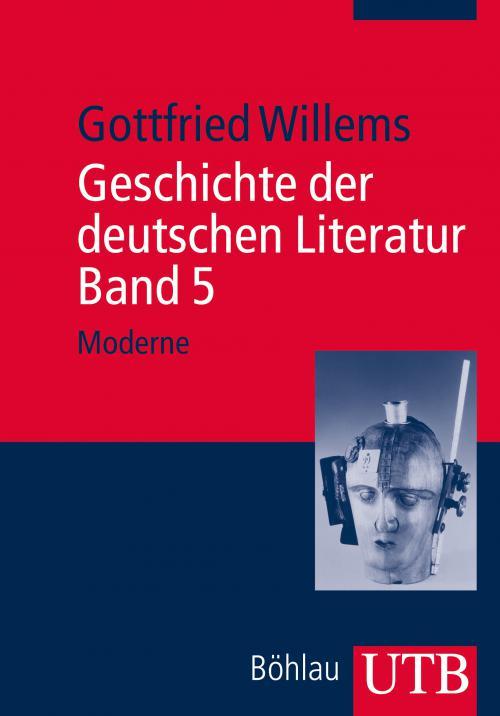 Geschichte der deutschen Literatur. Band 5 cover
