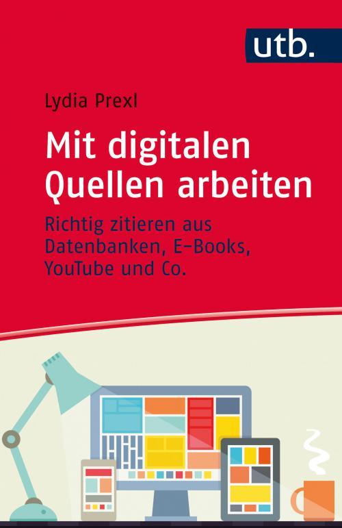 Mit digitalen Quellen arbeiten cover