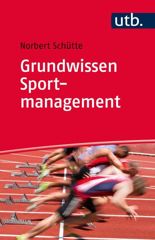 Grundwissen Sportmanagement cover