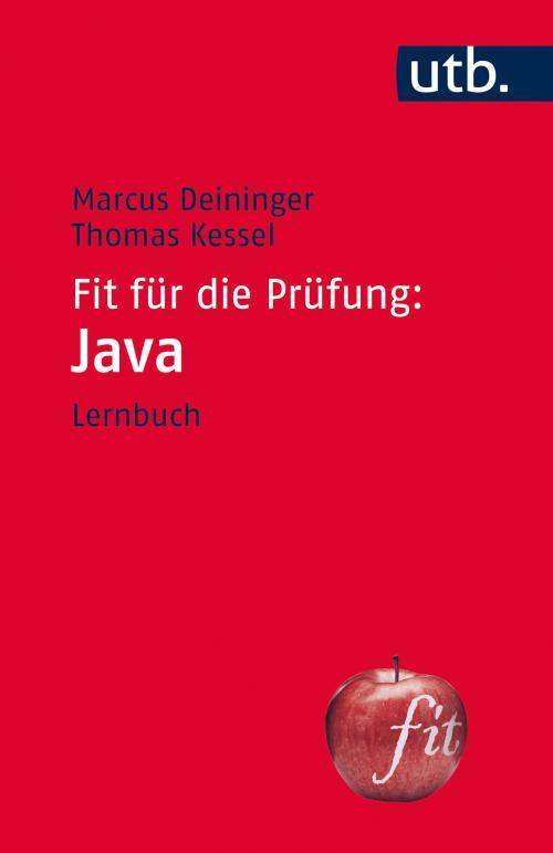 Fit für die Prüfung: Java cover