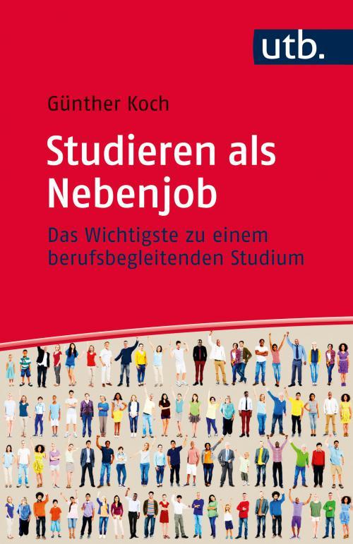 Studieren als Nebenjob cover