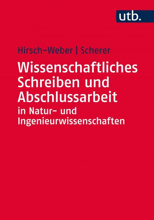 Wissenschaftliches Schreiben und Abschlussarbeit in Natur- und Ingenieurwissenschaften cover