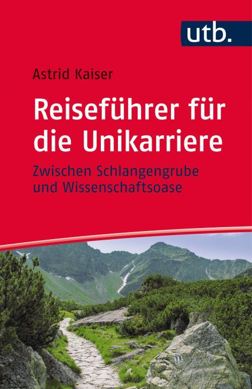 Reiseführer für die Unikarriere cover