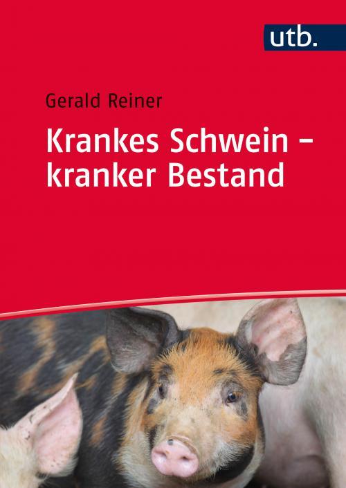 Krankes Schwein - kranker Bestand cover