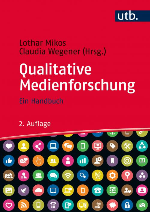 Qualitative Medienforschung cover