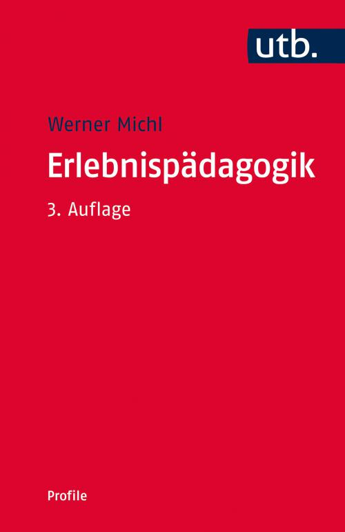Erlebnispädagogik cover