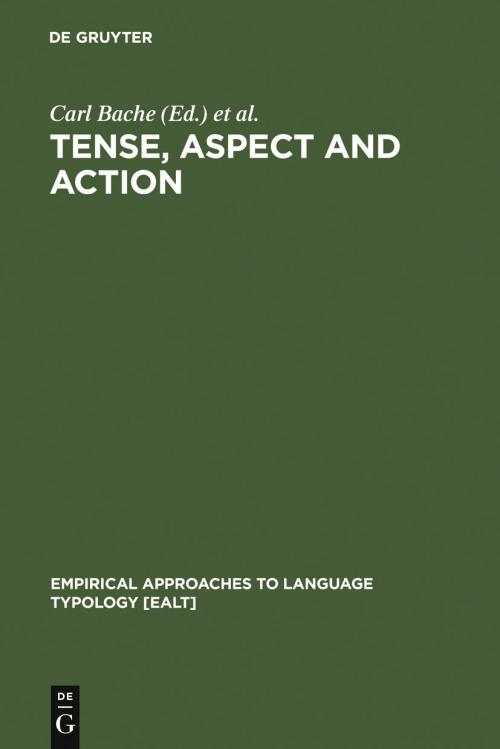 Tense, Aspect and Action cover