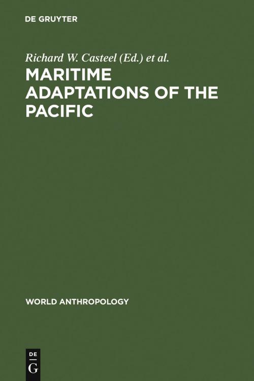 Maritime Adaptations of the Pacific cover