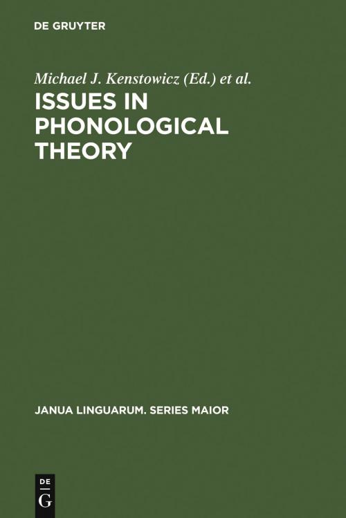 Issues in Phonological Theory cover