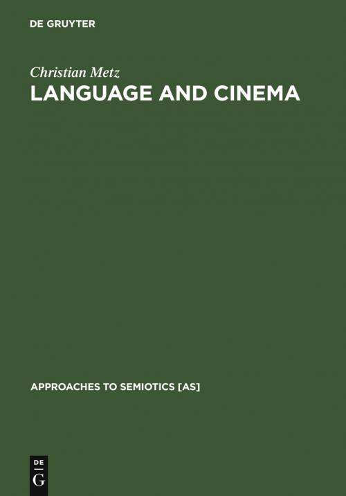 Language and Cinema cover