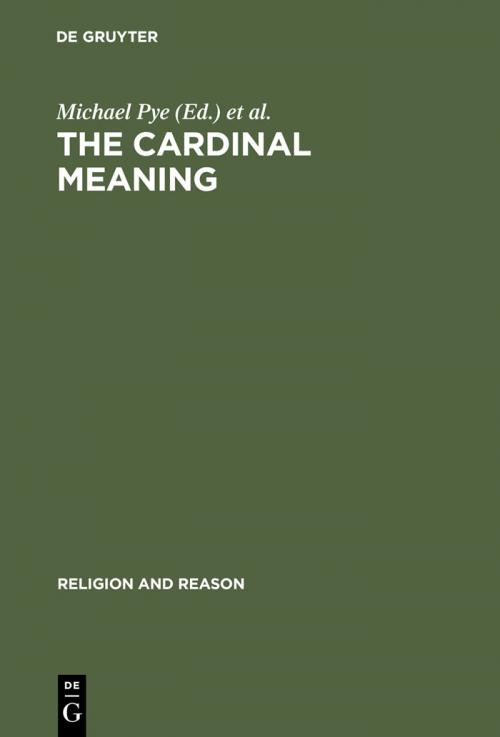 The Cardinal Meaning cover