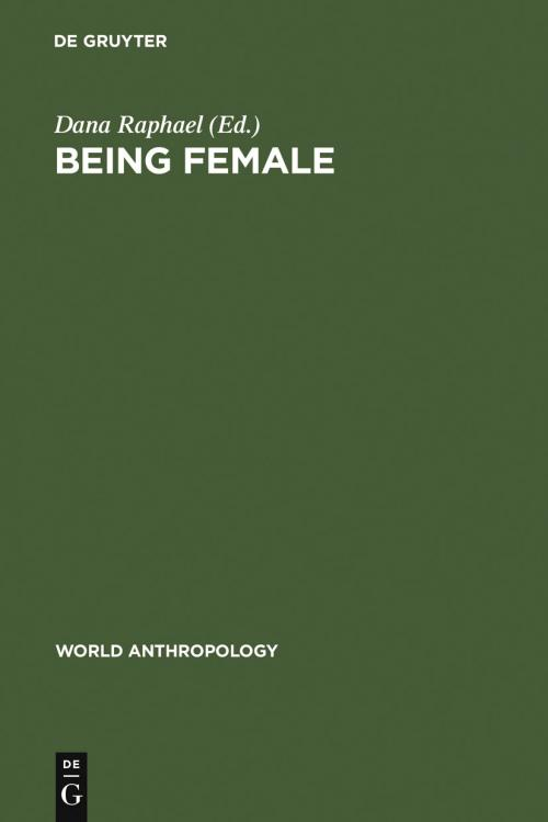 Being Female cover