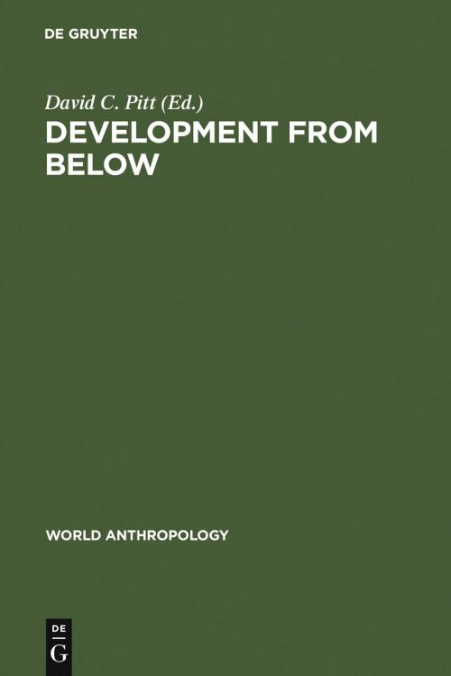 Development from Below cover