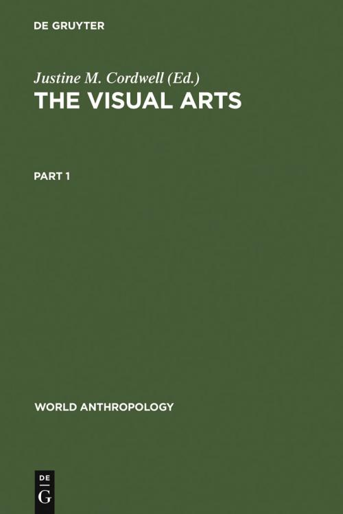The Visual Arts cover