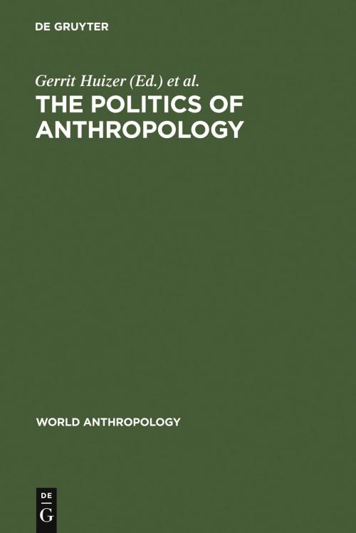 The Politics of Anthropology cover